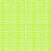 M Makower Stitch Check - 3432 - Contemporary Checked Blender, Lime Green - 5622 G32 - Cotton Fabric